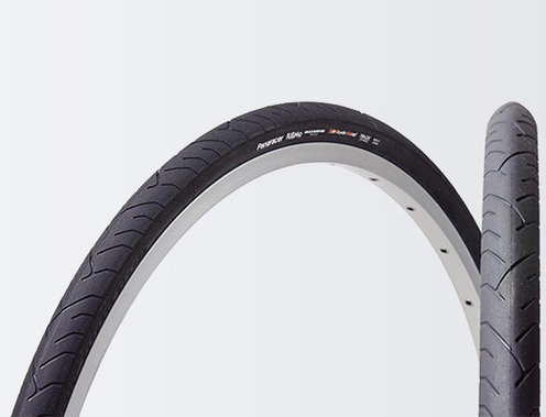 Panaracer RiBMo Wire Bead Tire 700c Color: Black