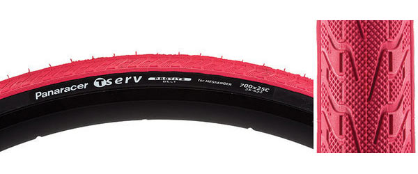Panaracer T-Serv 700c Color: Red
