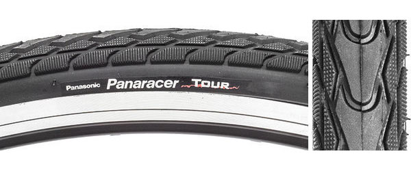 Panaracer Tour 26-inch Color: Black/Black