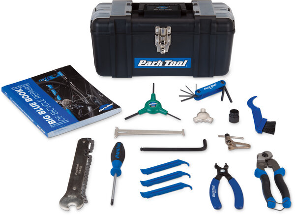 Park Tool SK-4 Home Mechanic Starter Kit Color: Black