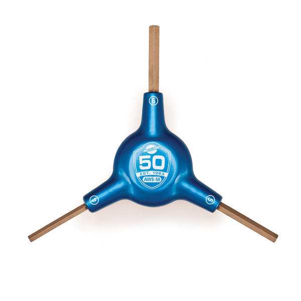 Park Tool 50th Anniversary 3-Way Hex Wrench