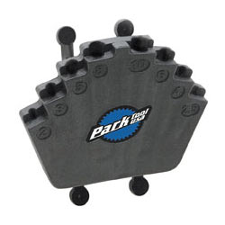 Park Tool Bench/Wall Mount Hex Key Holder