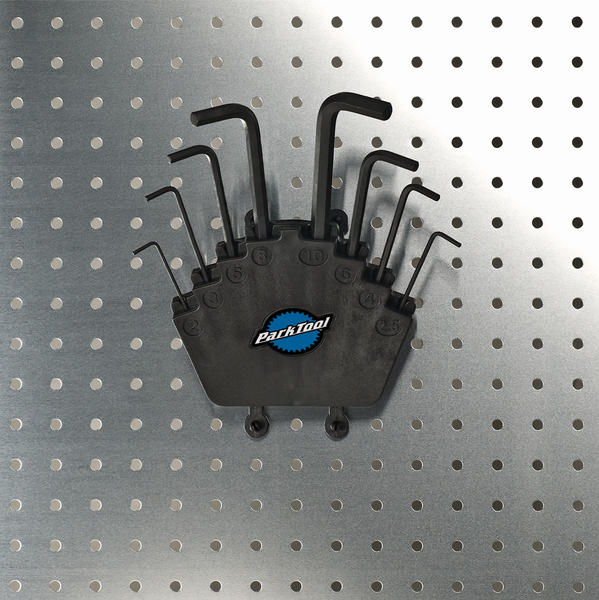 Park Tool Professional L-Shaped Hex Wrench Set w/Bench Mount