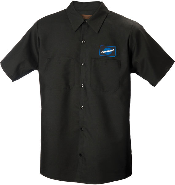 Park Tool MS-2 Mechanic's Shirt Color: Black