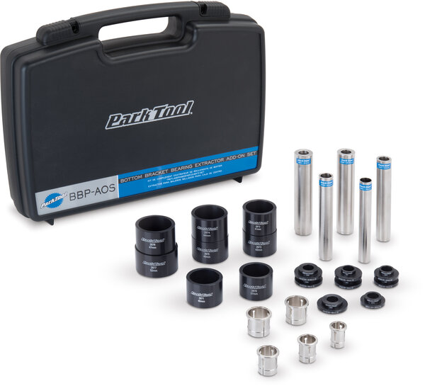 Park Tool BBP-AOS Bottom Bracket Bearing Extractor Add-On Set
