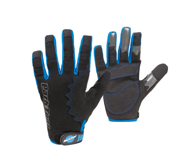 Park Tool Park Tool Mechanic's Gloves Color: Black
