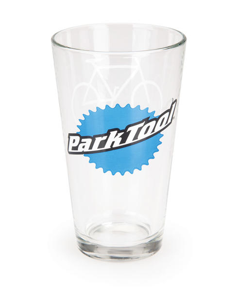 Park Tool Pint Glass