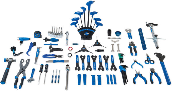 Park Tool PK-5 Professional Tool Kit Color: Black