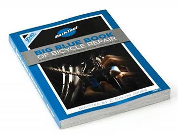 Park Tool The Big Blue Book Of Bicycle Repair