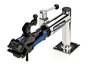 Park Tool Deluxe Bench-Mount Repair Stand with 100-3D Clamp