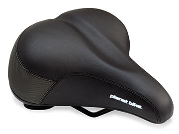 Planet Bike Comfort Web Spring Saddle - Women's