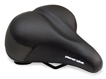 Planet Bike Comfort Web Spring Saddle - Women's