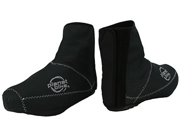 Planet Bike Blitzen Shoe Covers Color: Black