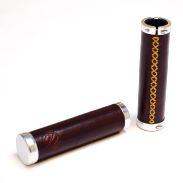 Portland Design Works Bourbon Grips Color: Brown