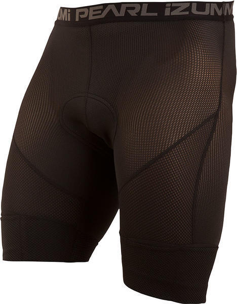 Pearl Izumi Men's 1:1 Liner Short Color: Black