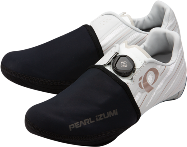 Pearl Izumi AmFIB Toe Covers Color: Black