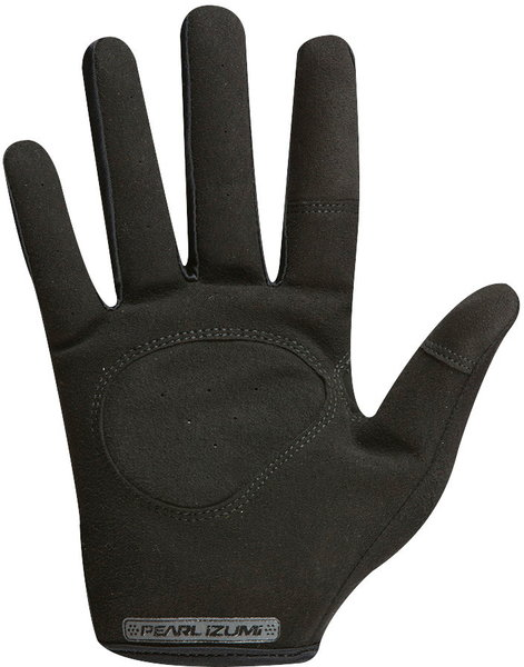Pearl Izumi Attack Full Finger Gloves Color: Black