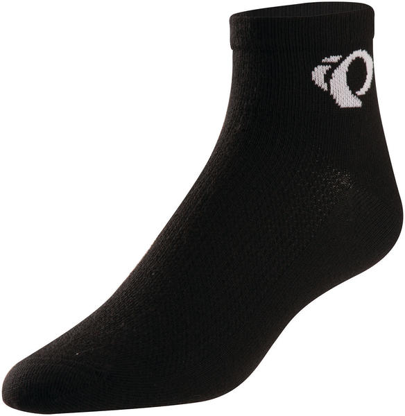 Pearl Izumi Attack Low Socks Color: Black