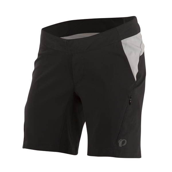 Pearl Izumi Canyon Short - Women's Color: Black/Monument Grey