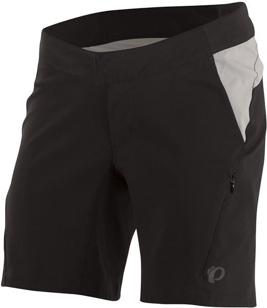 Pearl Izumi Women's Canyon Short Color: Black / Monument Grey