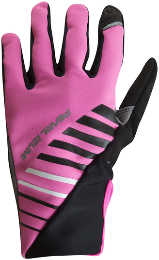 Pearl Izumi Women's Cyclone Gel Gloves Color: Screaming Pink