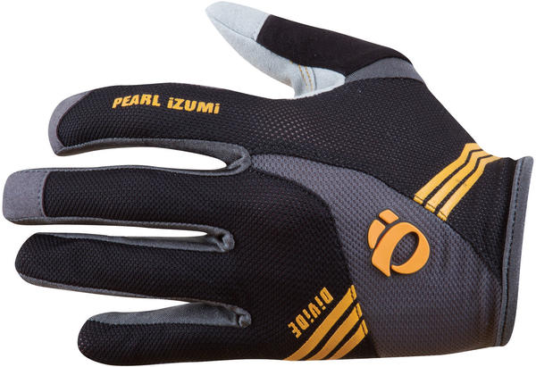 Pearl Izumi Divide Gloves Color: Blazing Orange