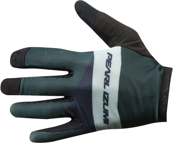 Pearl Izumi Men's Divide Gloves Color: Arctic/Sea Moss Wave