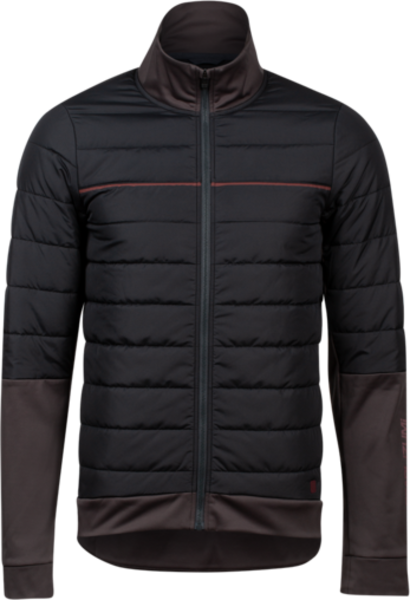 Pearl Izumi Elevate Insulated AmFIB Jacket Color: Black/Phantom