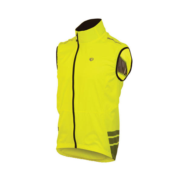Pearl Izumi Elite Barrier Vest Color: Screaming Yellow