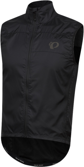 Pearl Izumi Men's ELITE Escape Barrier Vest Color: Black