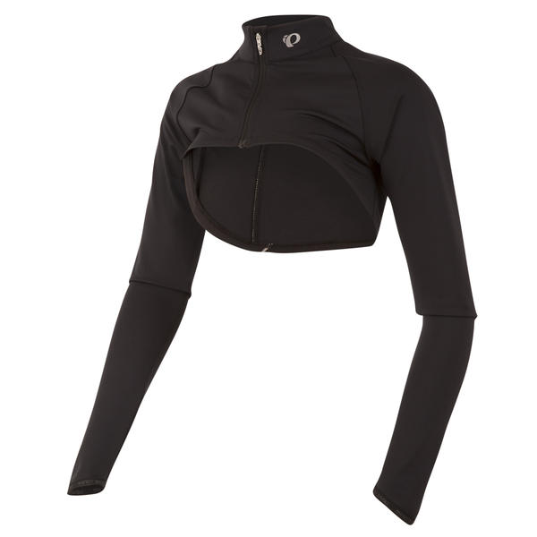 Pearl Izumi Women's ELITE Escape Shrug Color: Black
