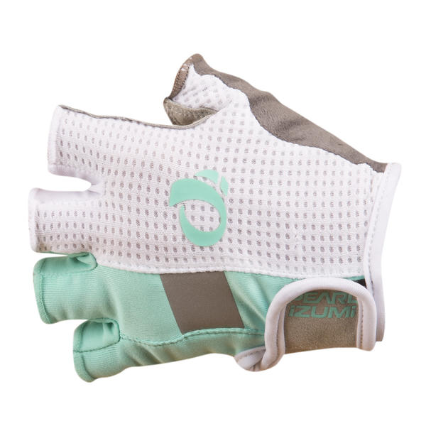 Pearl Izumi Women's ELITE Gel Glove Color: Aqua Mint