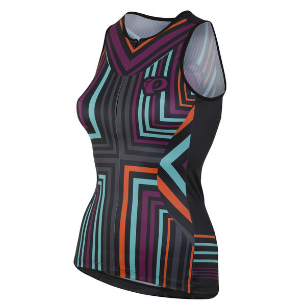 Pearl Izumi ELITE In-R-Cool LTD Tri Singlet - Women's Color: Psych Black