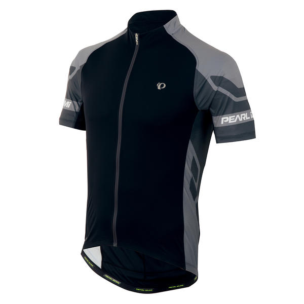 Pearl Izumi ELITE Jersey Color: Black/Shadow Gray