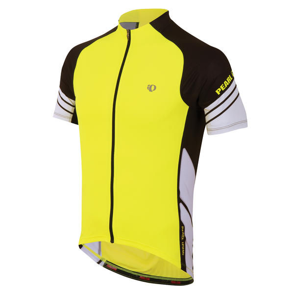 Pearl Izumi Elite Jersey Color: Screaming Yellow/Black