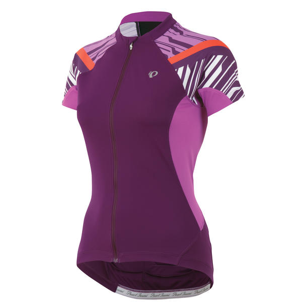 Pearl Izumi Elite Jersey - Women's Color: Dark Purple