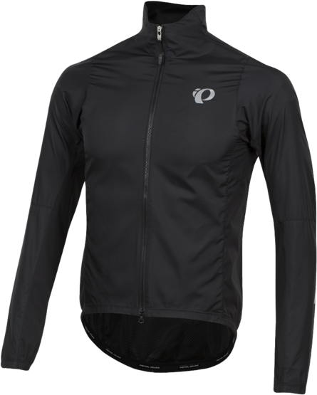 Pearl Izumi Men's ELITE Pursuit Hybrid Jacket Color: Black