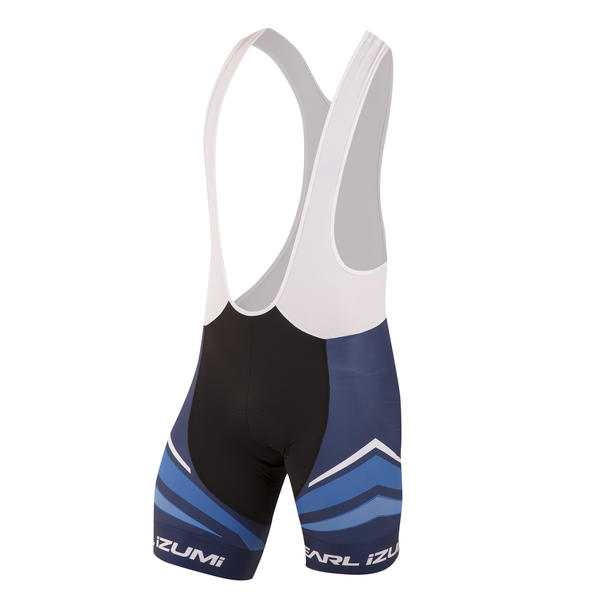 Pearl Izumi ELITE Pursuit LTD Bib Short Color: Delta Blue X2