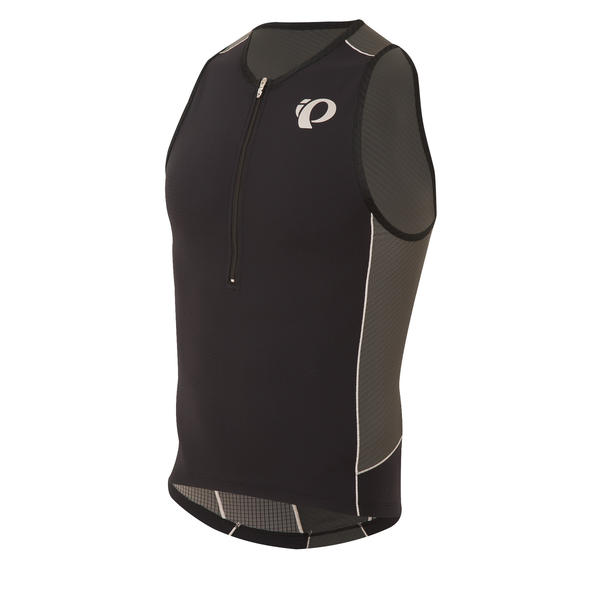 Pearl Izumi ELITE Pursuit Tri Singlet Color: Black