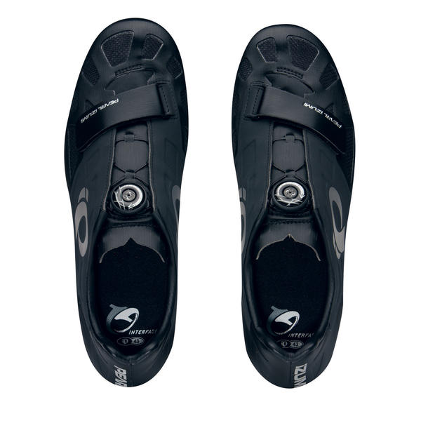 Pearl Izumi Elite Road IV Shoes Color: Black/Black