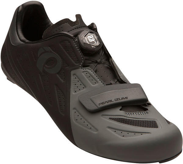 Pearl Izumi Men's ELITE Road v5 Color: Black/Shadow Grey