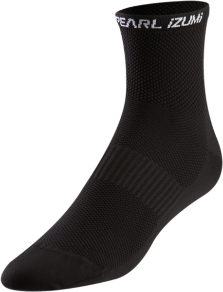 Pearl Izumi Elite Sock Color: Black