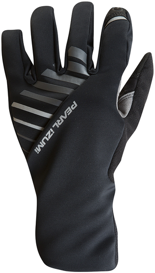 Pearl Izumi Women's ELITE Softshell Gel Gloves Color: Black