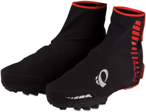 Pearl Izumi Elite Softshell MTB Shoe Covers Color: Black