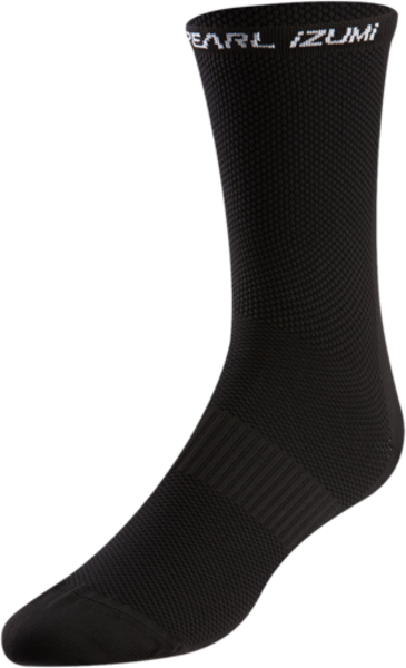 Pearl Izumi Elite Tall Sock Color: Black