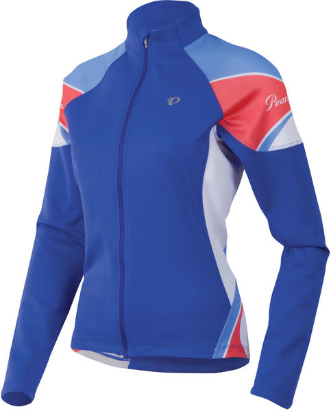 Pearl Izumi Elite Thermal Jersey - Women's Color: Dazzling Blue