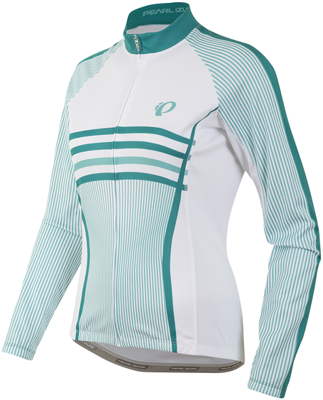 Pearl Izumi ELITE Thermal LTD Jersey - Women's Color: Classic Dynasty Green