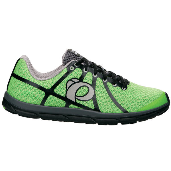 Pearl Izumi EM Road N1 Color: Green Flash/Black