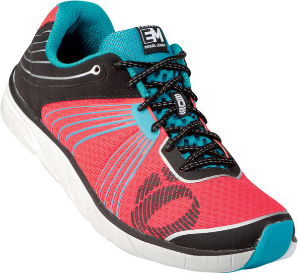 Pearl Izumi Women's EM Road N1 Color: Electric Pink/Black