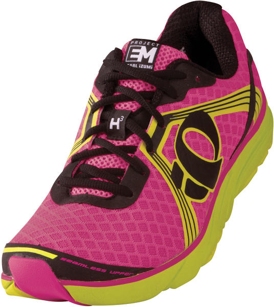 Pearl Izumi EM Road H3 - Women's Color: Electric Pink/Lime